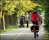 livable city bike path