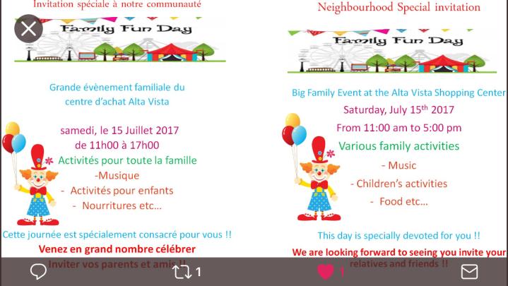 Alta Vista party