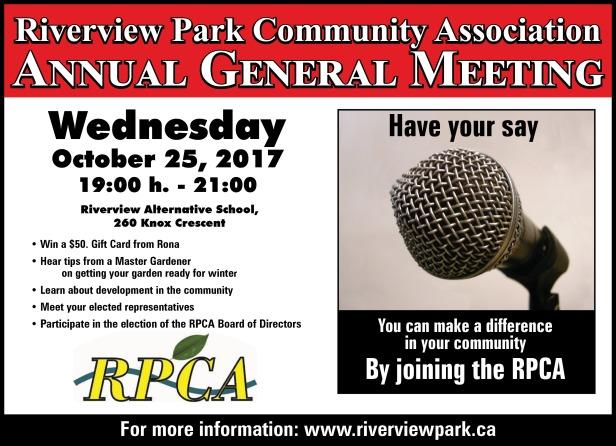 RPCA AGM Oct 2017