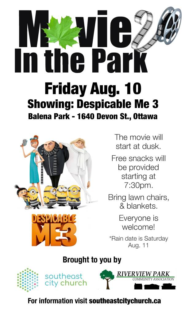 0618 Movie in the Park